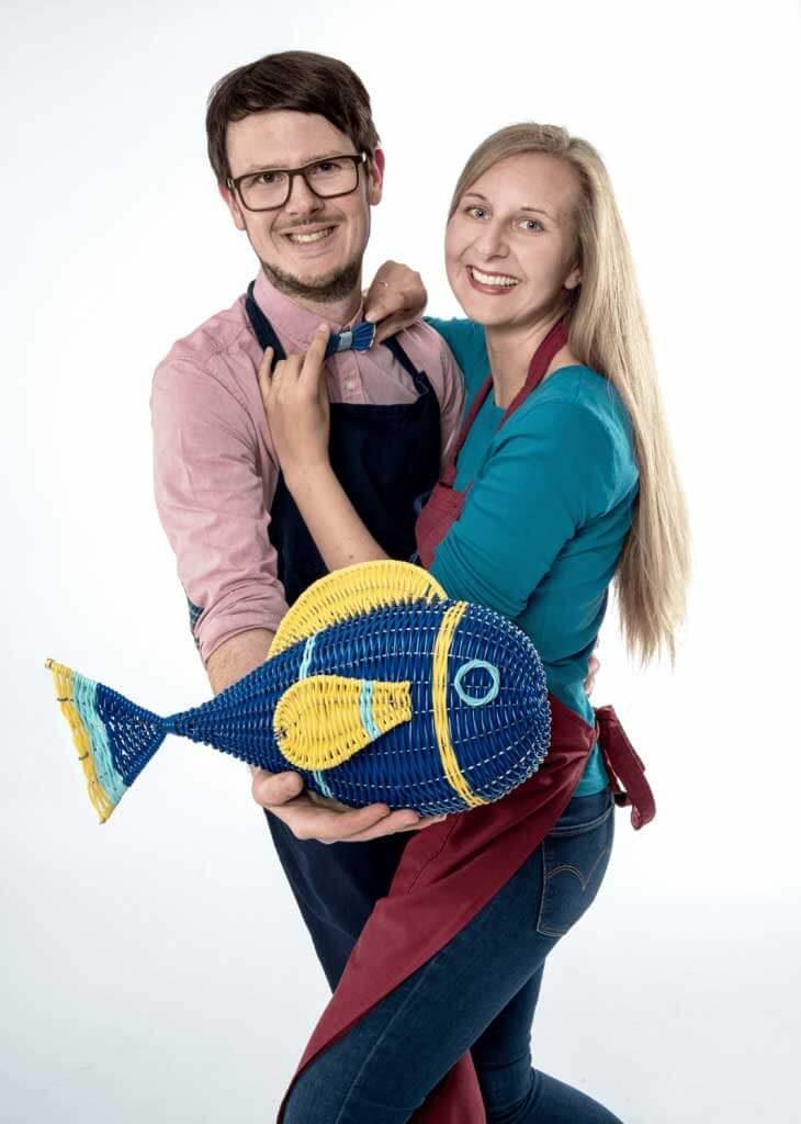 Christin und Matthias Sell