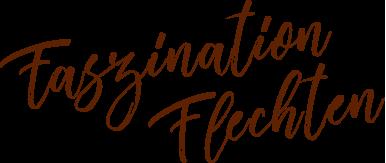 Faszination Flechten Logo