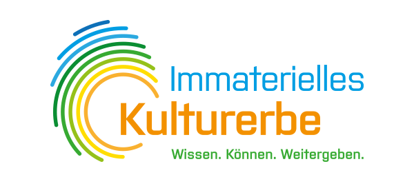 Immaterielles Kulturerbe Logo